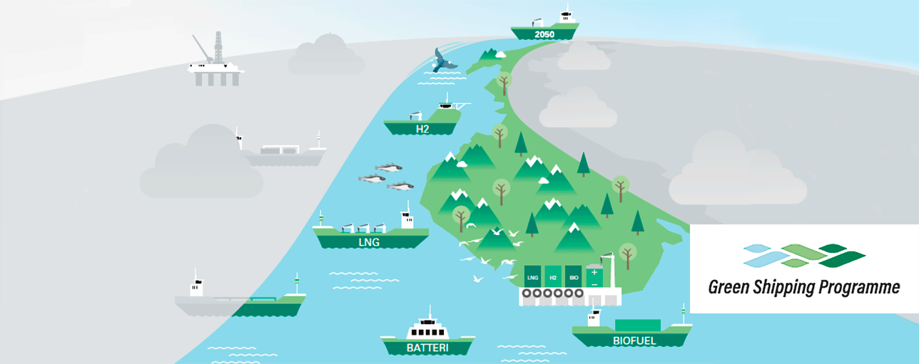 green coastal shipping