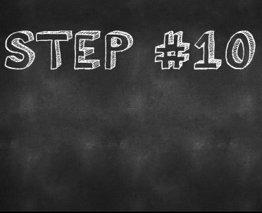 Step 10 - New ISO